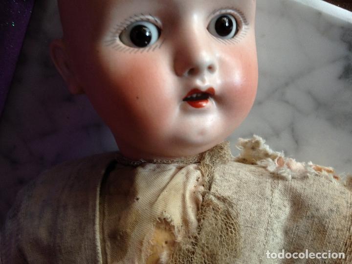Muñecas Porcelana: MUÑECA MARCA ANCLA PRINCIPIOS DEL SIGLO XX - LEHMANN &CIA. - Foto 21 - 175903825