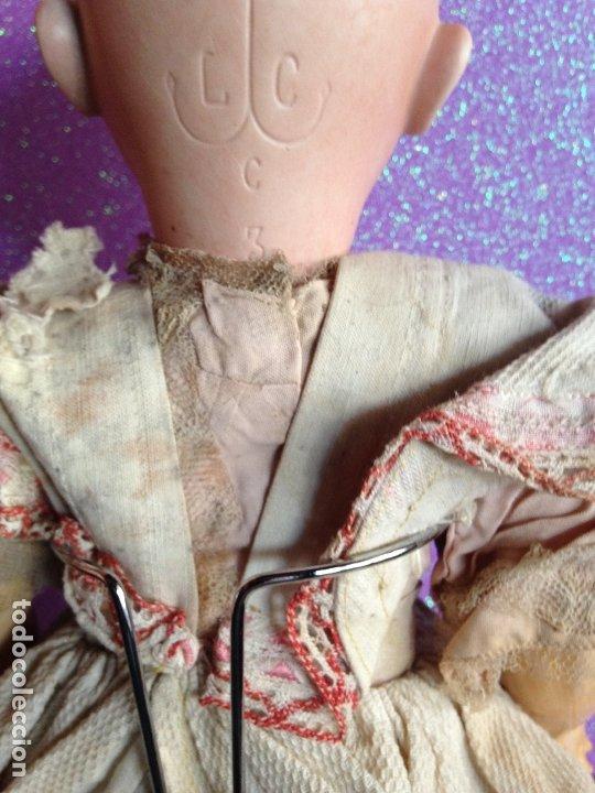 Muñecas Porcelana: MUÑECA MARCA ANCLA PRINCIPIOS DEL SIGLO XX - LEHMANN &CIA. - Foto 23 - 175903825
