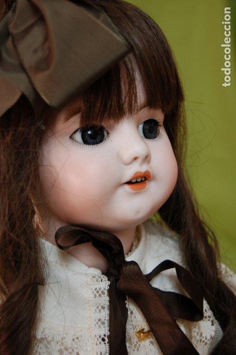 Muñecas Porcelana: muñeca francesa SFBJ depose T8 - Foto 2 - 175956013