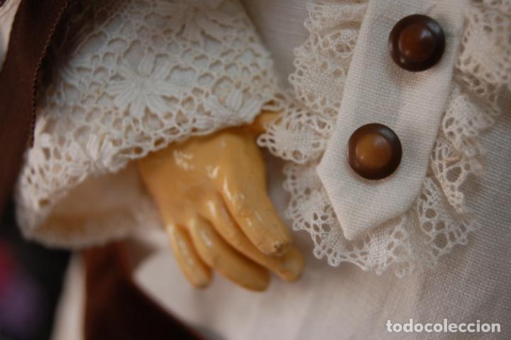 Muñecas Porcelana: muñeca francesa SFBJ depose T8 - Foto 4 - 175956013