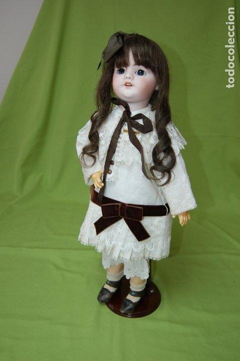 Muñecas Porcelana: muñeca francesa SFBJ depose T8 - Foto 8 - 175956013