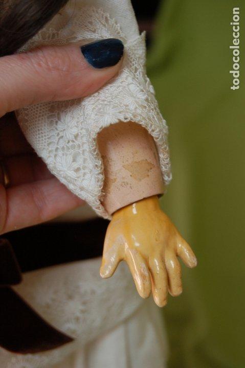 Muñecas Porcelana: muñeca francesa SFBJ depose T8 - Foto 9 - 175956013