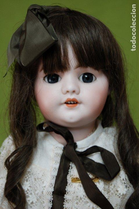 Muñecas Porcelana: muñeca francesa SFBJ depose T8 - Foto 12 - 175956013