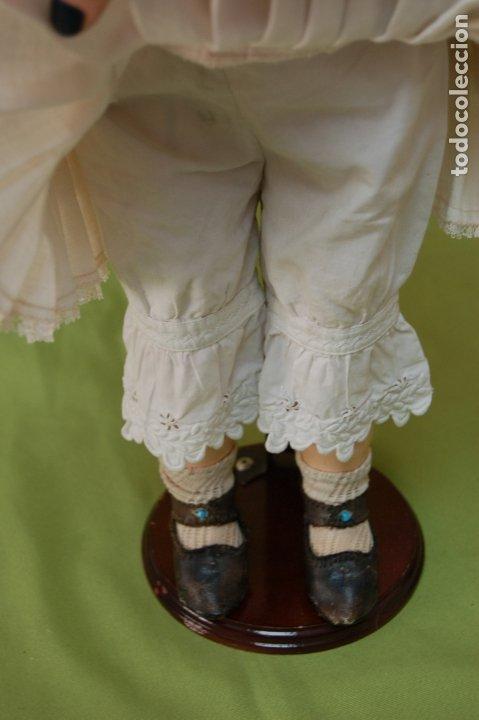 Muñecas Porcelana: muñeca francesa SFBJ depose T8 - Foto 13 - 175956013