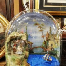 Muñecas Porcelana: AUTOMATA FRANCES SIGLO XIX. Lote 177333738