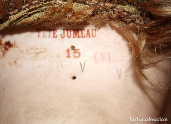 Muñecas Porcelana: MUÑECA FRANCESA JUMEAU. TETE JUMEAU. GRAN CALIDAD Y PERFECTO ESTADO. 82 CMS. ALTURA. BOCA CERRADA - Foto 52 - 190195748