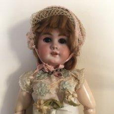 Muñecas Porcelana: MUÑECA DE PORCELANA FRANCESA DEP. Lote 179402048