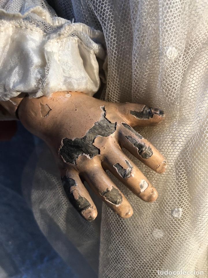 Muñecas Porcelana: muneca JUMEAU GRANDE .tailla 12-- 65 cm. - Foto 7 - 111477075
