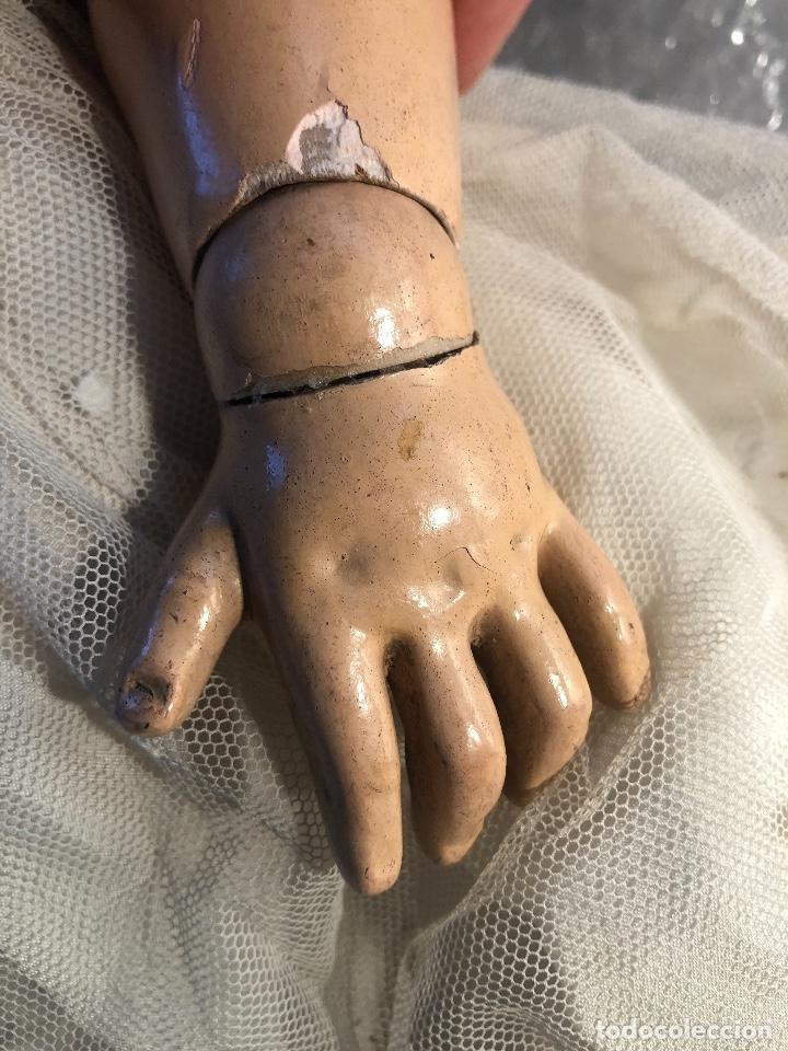 Muñecas Porcelana: muneca JUMEAU GRANDE .tailla 12-- 65 cm. - Foto 8 - 111477075