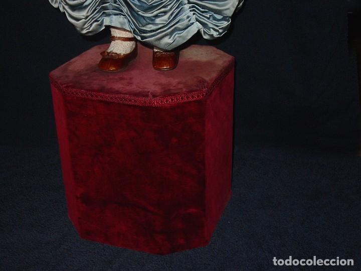 Muñecas Porcelana: GRAN MUÑECA AUTÓMATA-PORCELANA. SIGLO XIX - Foto 7 - 181616767