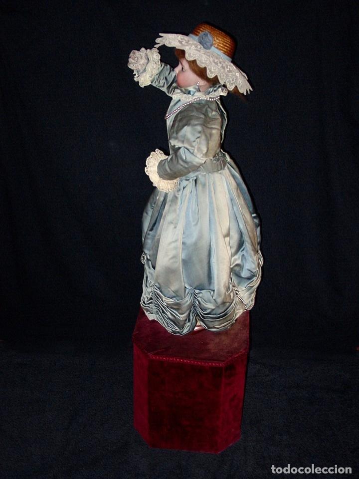 Muñecas Porcelana: GRAN MUÑECA AUTÓMATA-PORCELANA. SIGLO XIX - Foto 12 - 181616767