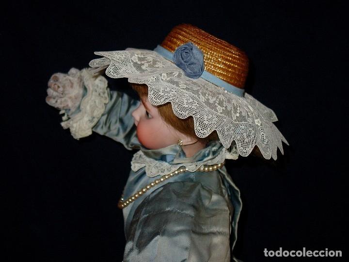 Muñecas Porcelana: GRAN MUÑECA AUTÓMATA-PORCELANA. SIGLO XIX - Foto 13 - 181616767