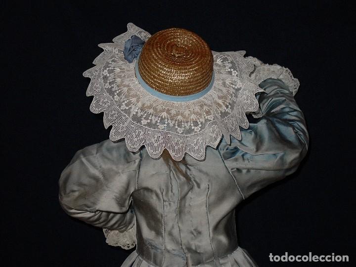 Muñecas Porcelana: GRAN MUÑECA AUTÓMATA-PORCELANA. SIGLO XIX - Foto 15 - 181616767