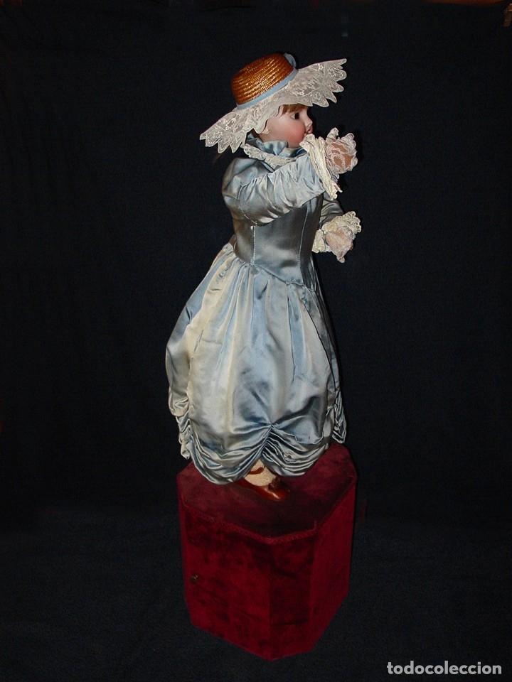 Muñecas Porcelana: GRAN MUÑECA AUTÓMATA-PORCELANA. SIGLO XIX - Foto 16 - 181616767