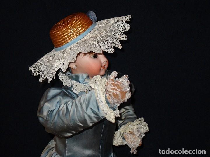 Muñecas Porcelana: GRAN MUÑECA AUTÓMATA-PORCELANA. SIGLO XIX - Foto 18 - 181616767