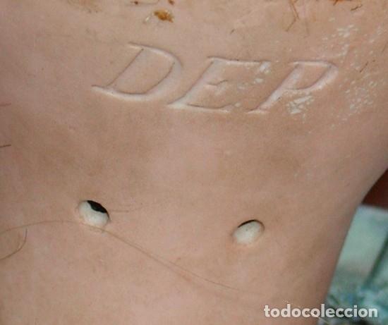 Muñecas Porcelana: GRAN MUÑECA AUTÓMATA-PORCELANA. SIGLO XIX - Foto 35 - 181616767