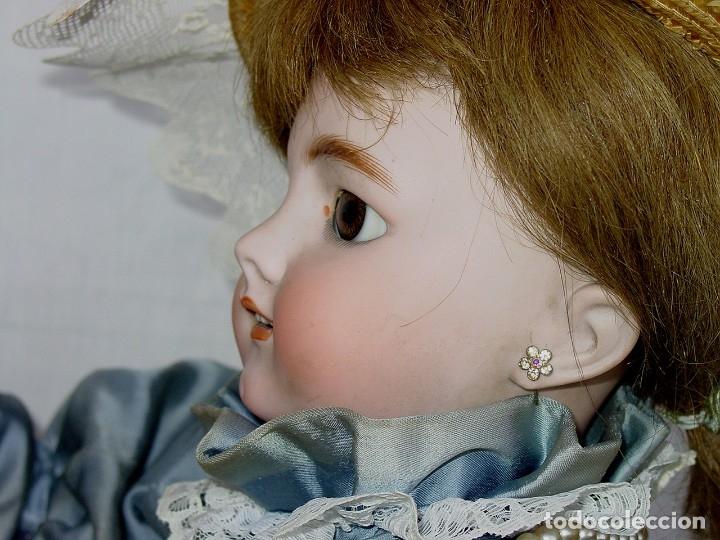 Muñecas Porcelana: GRAN MUÑECA AUTÓMATA-PORCELANA. SIGLO XIX - Foto 38 - 181616767