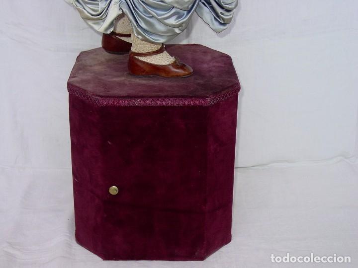 Muñecas Porcelana: GRAN MUÑECA AUTÓMATA-PORCELANA. SIGLO XIX - Foto 45 - 181616767