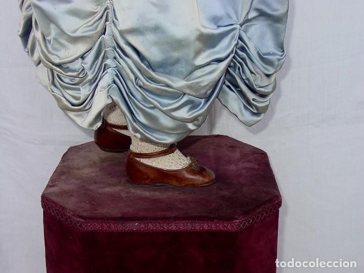 Muñecas Porcelana: GRAN MUÑECA AUTÓMATA-PORCELANA. SIGLO XIX - Foto 46 - 181616767