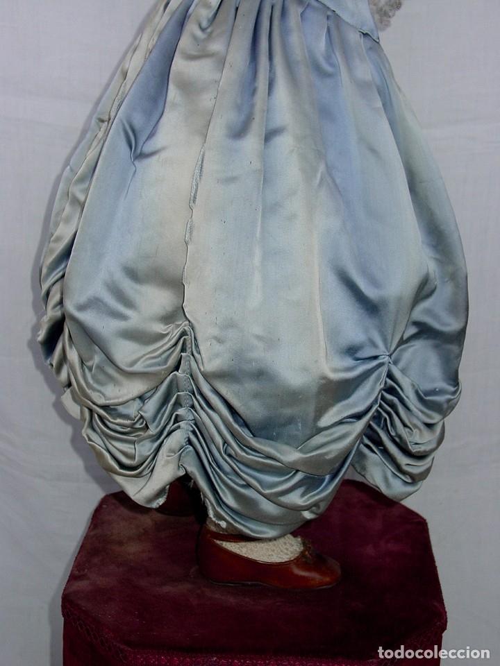 Muñecas Porcelana: GRAN MUÑECA AUTÓMATA-PORCELANA. SIGLO XIX - Foto 47 - 181616767