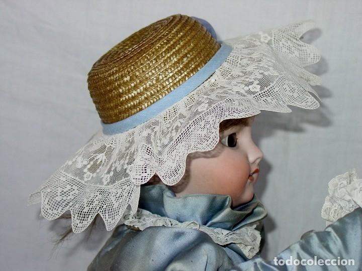 Muñecas Porcelana: GRAN MUÑECA AUTÓMATA-PORCELANA. SIGLO XIX - Foto 48 - 181616767