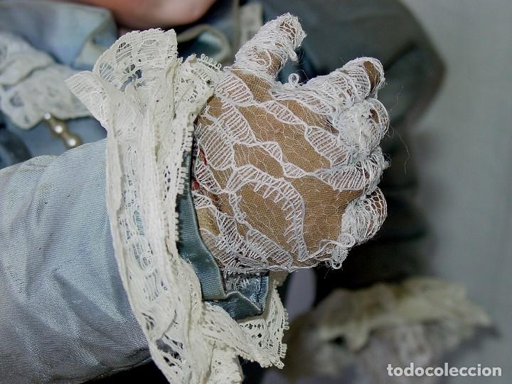 Muñecas Porcelana: GRAN MUÑECA AUTÓMATA-PORCELANA. SIGLO XIX - Foto 50 - 181616767