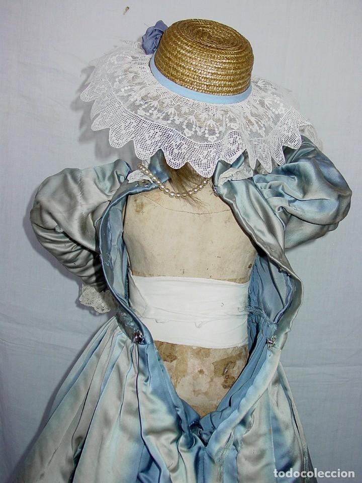 Muñecas Porcelana: GRAN MUÑECA AUTÓMATA-PORCELANA. SIGLO XIX - Foto 51 - 181616767
