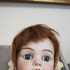 Muñecas Porcelana: PRECIOSA MUÑECA FLEISCHMANN FRANCESA. Lote 185692320