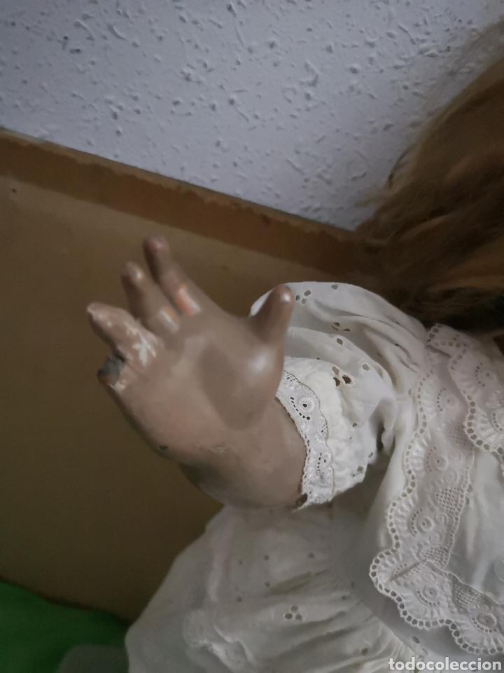Muñecas Porcelana: Muñeca francesa sgdg - Foto 5 - 189877028