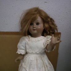 Muñecas Porcelana: MUÑECA FRANCESA SGDG. Lote 189877028