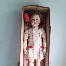 Muñecas Porcelana: MUÑECA PARIS BÉBÉ FABRICACIÓN JUMEAU. Lote 189945272