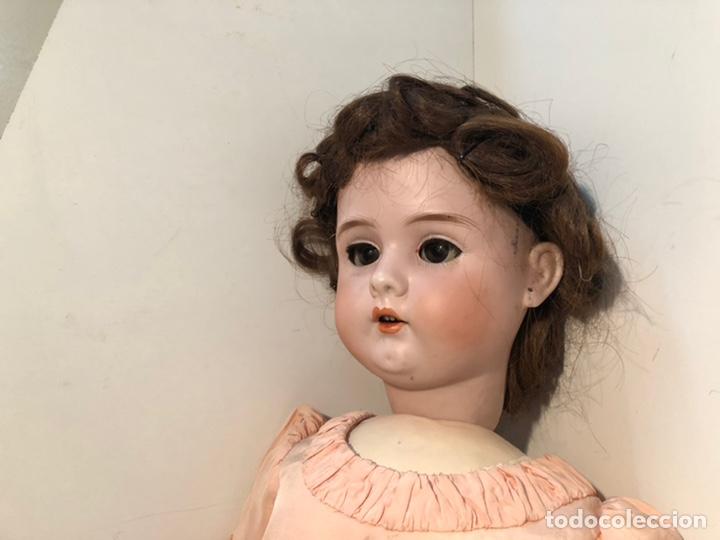 Muñecas Porcelana: BONITA MUÑECA PORCELANA ARTICULADA MARCA ANCLA ANCORA LC Nº13. 71CM. - Foto 4 - 191486617