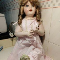 Muñecas Porcelana: MUÑECA DE PORCELANA. Lote 191561896