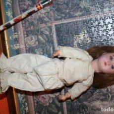 Muñecas Porcelana: ANTIGUA MUÑECA MARCA SFBJ PARIS. Lote 192159422