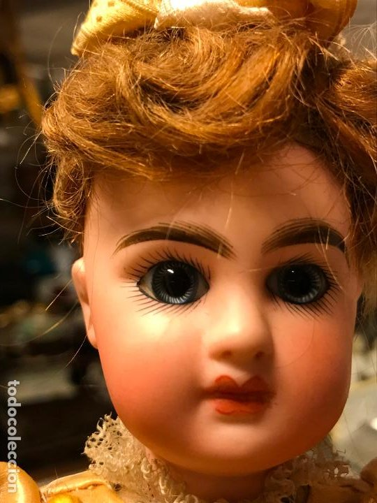 Muñecas Porcelana: AUTÓMATA S. XIX - MUÑECA FRANCESA - MOVIMIENTO DE APERTURA PARAGUAS - Foto 29 - 193553887