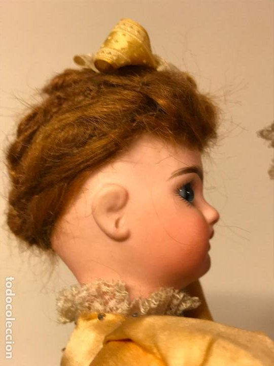 Muñecas Porcelana: AUTÓMATA S. XIX - MUÑECA FRANCESA - MOVIMIENTO DE APERTURA PARAGUAS - Foto 41 - 193553887