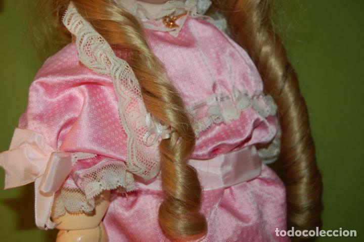 Muñecas Porcelana: jumeau triste de reproducción - Foto 5 - 194679025