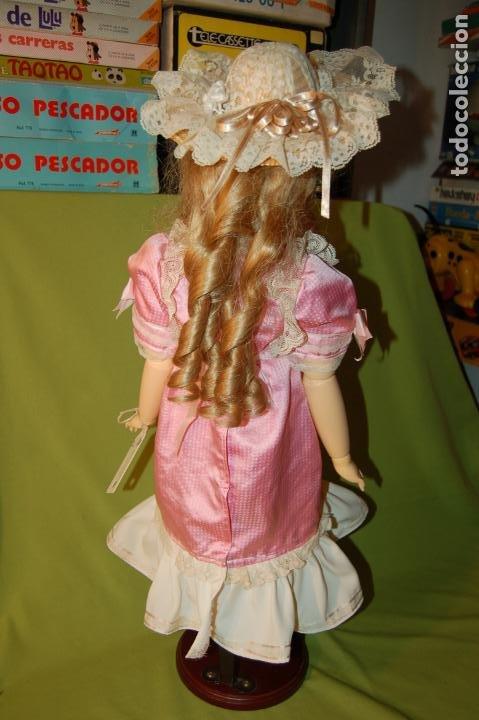 Muñecas Porcelana: jumeau triste de reproducción - Foto 9 - 194679025