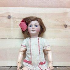 Muñecas Porcelana: MUÑECA PARÍS BÉBÉ FABRICACIÓN JUMEAU. Lote 195514242