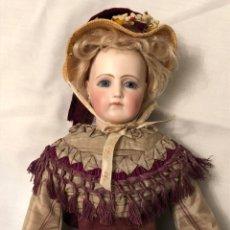 Muñecas Porcelana: MUÑECA FASHION JUMEAU PORTRAIT. (MERRITT DOLL MUSEUM). 47 CMS. (PAGO APLAZADO). Lote 195634396
