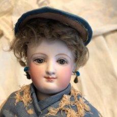 Muñecas Porcelana: MUÑECA JUMEAU FASHION. 37 CMS. TODO ORIGINAL. (PAGO APLAZADO). Lote 195671176