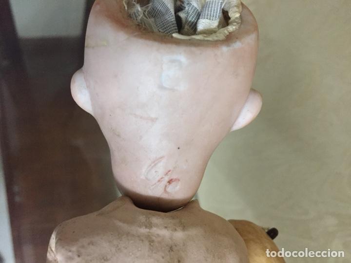 Muñecas Porcelana: Antigua muñeca porcelana. - Foto 4 - 202717170