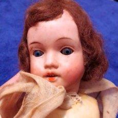 Muñecas Porcelana: ANTIGUA MUÑECA DE PORCELANA DE 1900 PARA RESTAURAR. Lote 204631300