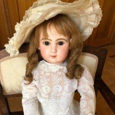 Muñecas Porcelana: BEBE DEPOSE JUMEAU, 67 CMS. PAGO APLAZADO A CONVENIR.. Lote 204847286