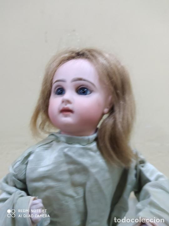 Muñecas Porcelana: AUTOMATA TETE JUMEAU DEPOSE SGDG 4 - Foto 2 - 205251955