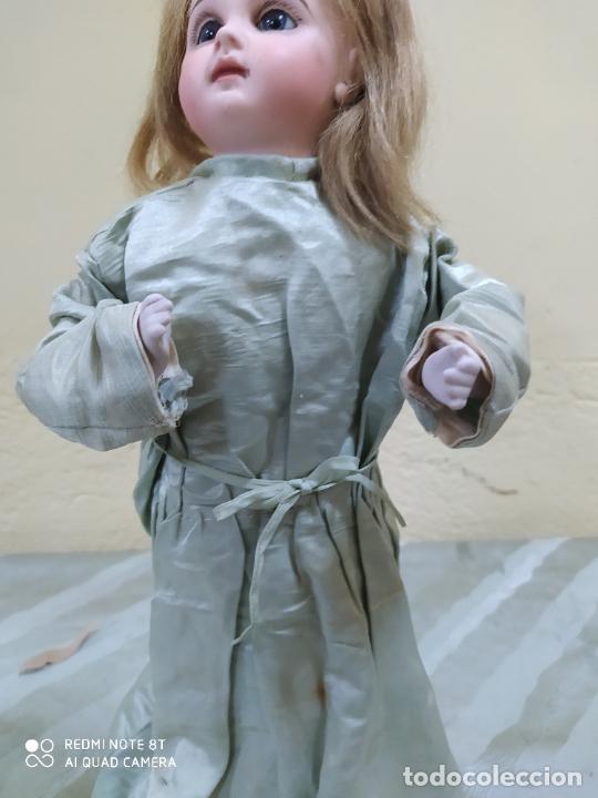 Muñecas Porcelana: AUTOMATA TETE JUMEAU DEPOSE SGDG 4 - Foto 3 - 205251955