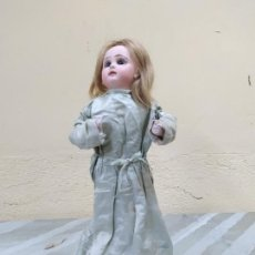 Muñecas Porcelana: AUTOMATA TETE JUMEAU DEPOSE SGDG 4. Lote 205251955