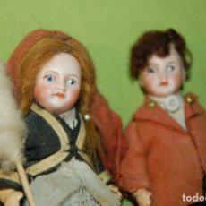Muñecas Porcelana: MIGNONNETTES FRANCESAS UNIS 301 BOCA CERRADA. Lote 207615735
