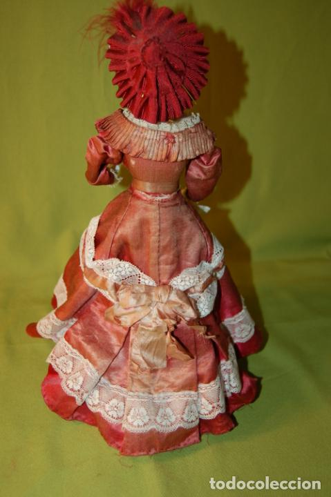 Muñecas Porcelana: autómata gaulthier de 1860 - Foto 5 - 208213103
