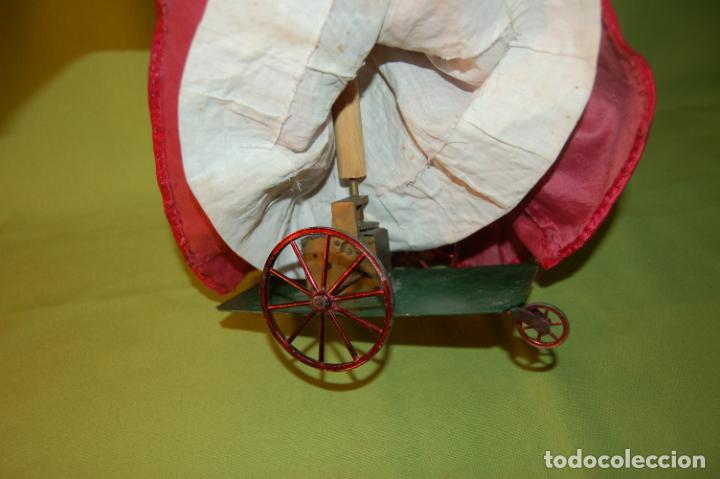 Muñecas Porcelana: autómata gaulthier de 1860 - Foto 6 - 208213103